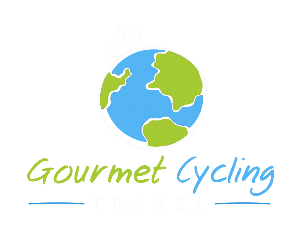 Gourmet Cycling Travel Logo