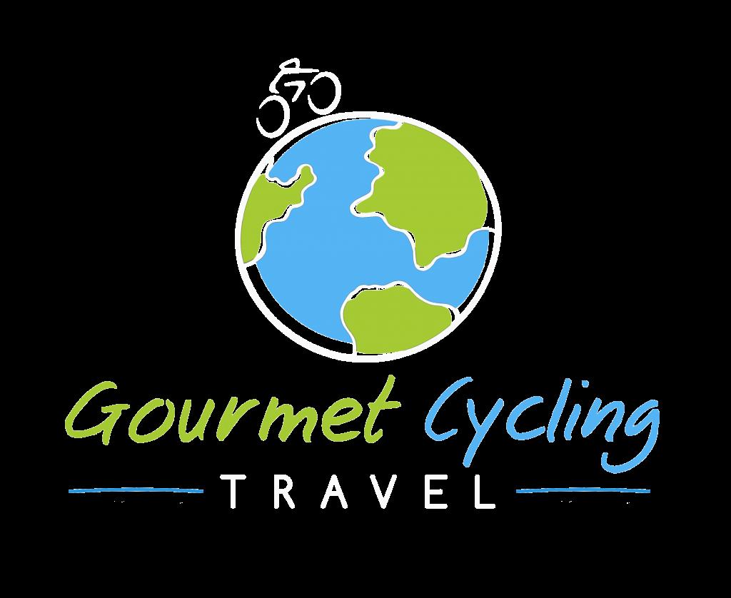 Gourmet Cycling Travel Logo
